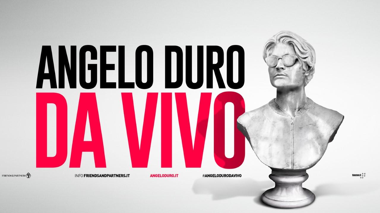 Teatro Di Verdura Calendario 2020.Angelo Duro Sito Ufficiale Il Tour Date E Biglietti